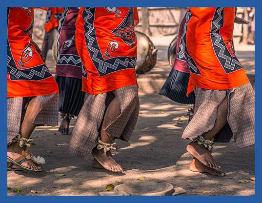 Danse africaine pour adultes